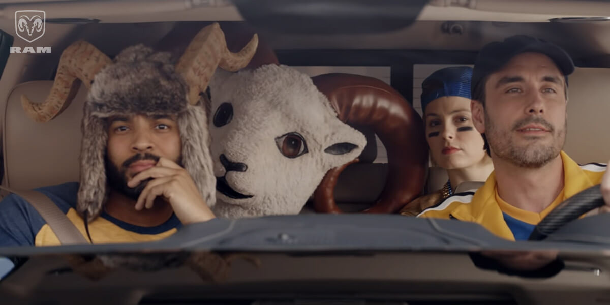 RAM Trucks - Rams Roll